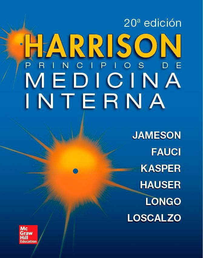 Harrison. Principios de Medicina Interna, 20e