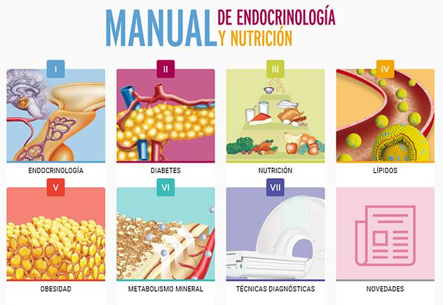 Manual de Endocrinología y Nutrición. SEEN