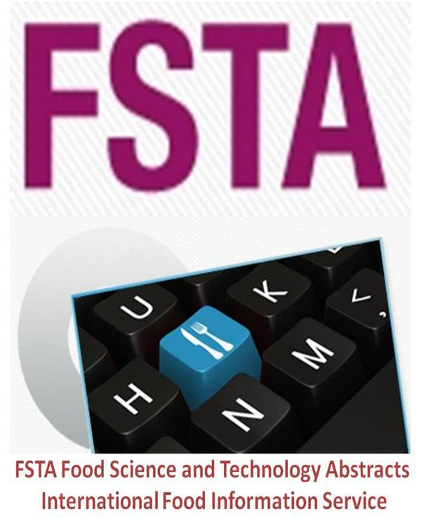 FSTA Food Science and Technology Abstracts