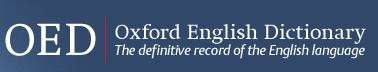 Suscripción a Oxford English Dictionary Online - 1