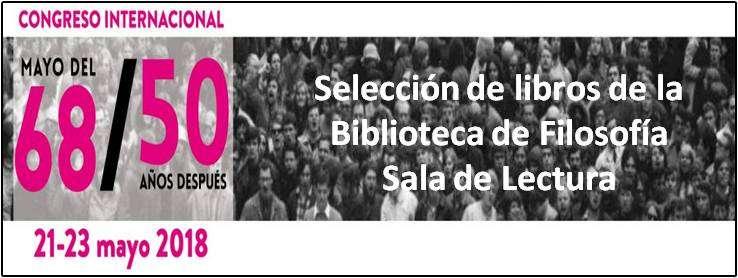 Congreso Internacional Mayo del 68 / 50 años después - 1