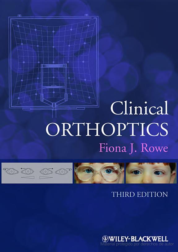 Clinical orthoptics, 2012, 3ª ed. (Ovid)