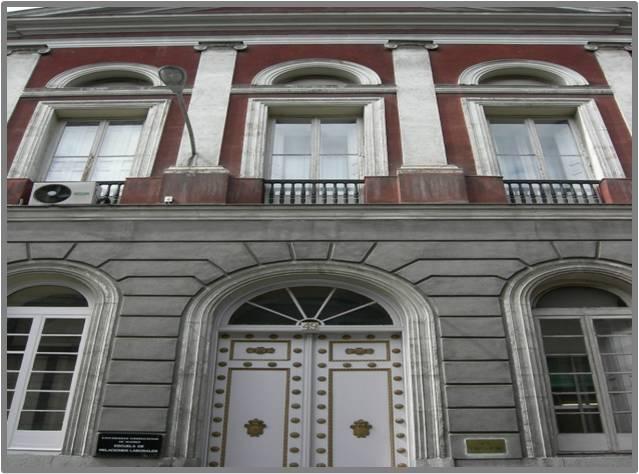 Ucm biblioteca de la facultad de estudios estad sticos for Oficina relaciones internacionales ucm