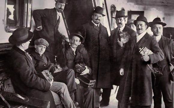 """Exposición """"El Rostro de las letras. Escritores y fotógrafos en España desde el Romanticismo hasta la Generación de 1914"""""""