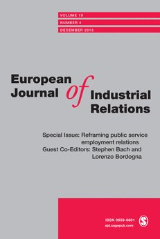 European Journal of Industrial Relations