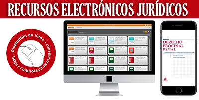 Recursos electrónicos jurídicos