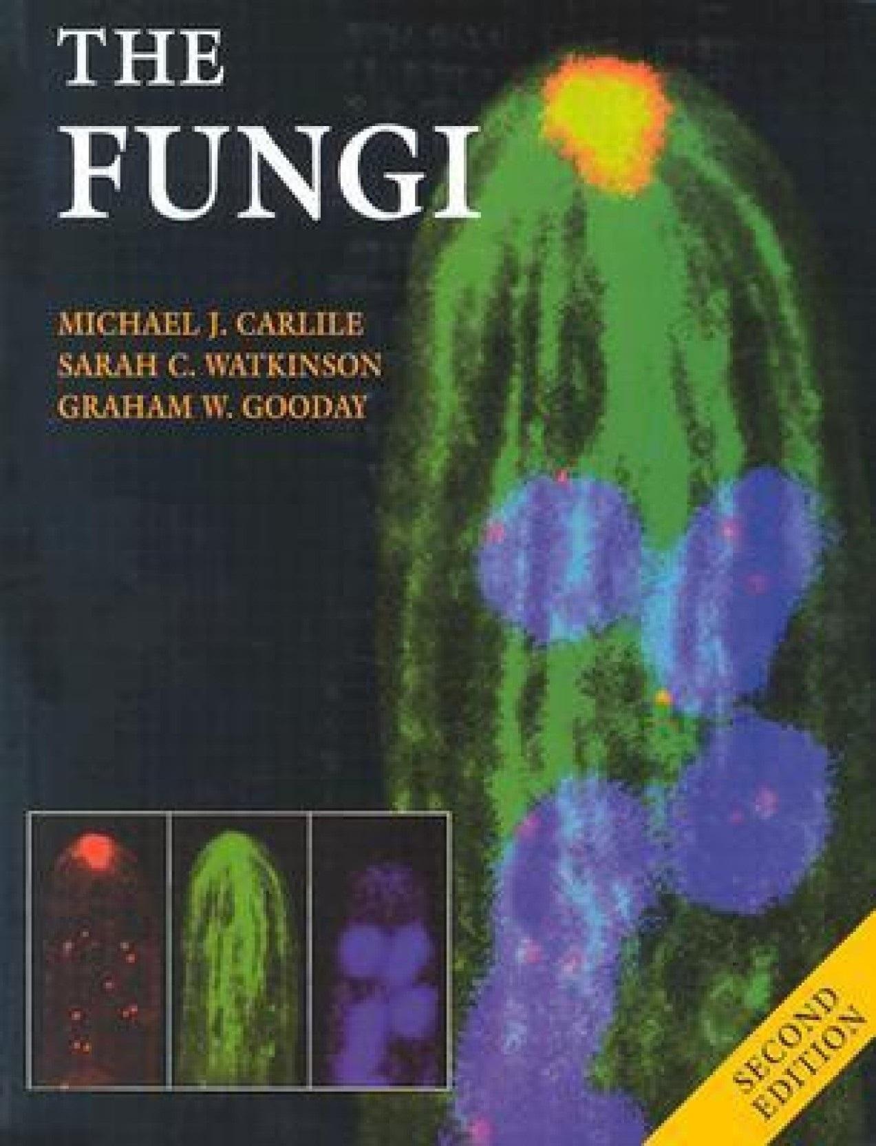 Watkinson. The fungi. 2nd ed. 2001