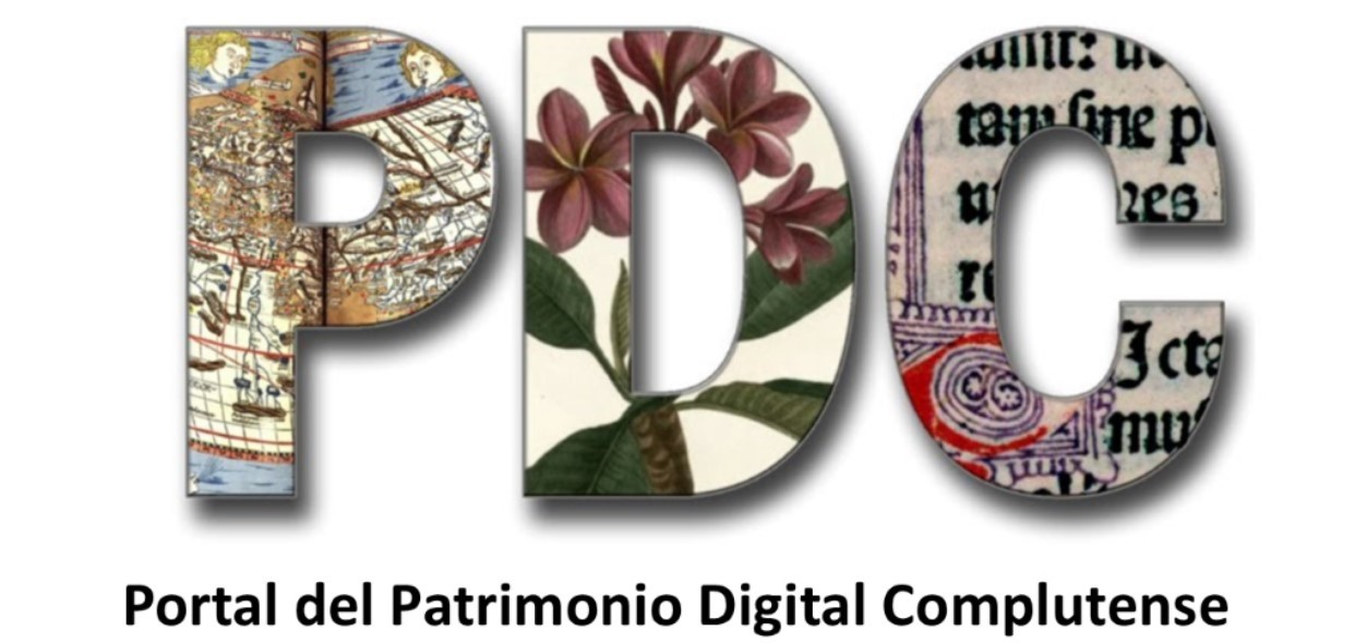 Logo Patrimonio Digital Complutense