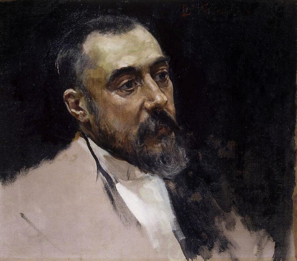 Joaquín Sorolla y Bastida.