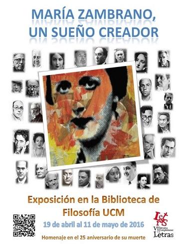 María Zambrano, un sueño creador