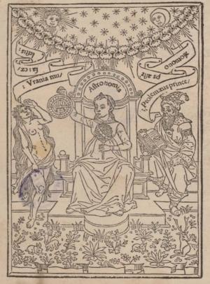 02- Johannes de Sacrobosco. Sphaera Mundi, 1490