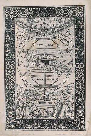 03- Johannes Regiomontanus. Epitoma in Almagestum Ptolomaei, 1496