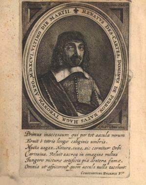 13- René Descartes. Geometria a Renato Descartes, 1659