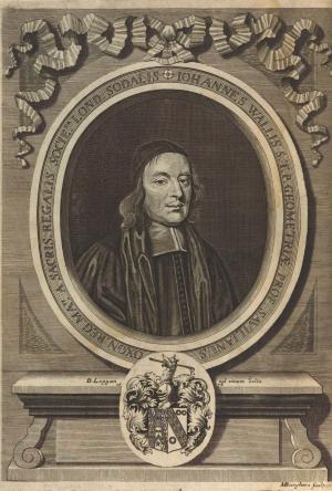 19- John Wallis...Opera Mathematica, 1695