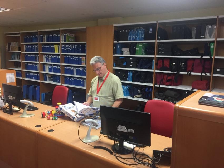 Enlace a manuscritos en PDC